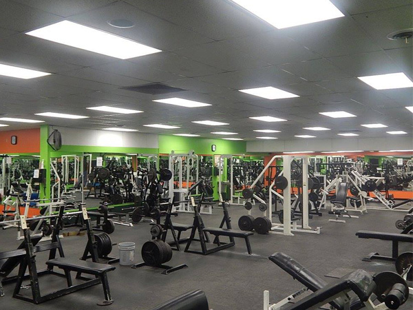 Westwood Tennis Fitness Center